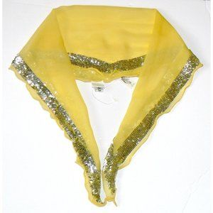 CARA NY 100% Silk Scarf NWT